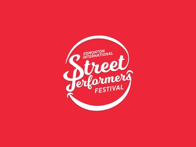 Streetfest Logo performers street streetfest milkshake script typography branding logo