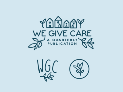We Give Care - Brand Marks