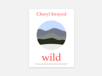 Wild Book Cover Redesign