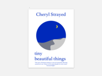 Tiny Beautiful Things Book Cover Redesign