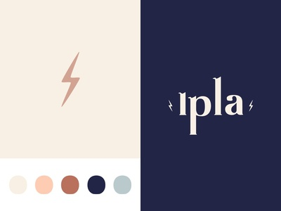 Ipla Branding Progress Shot
