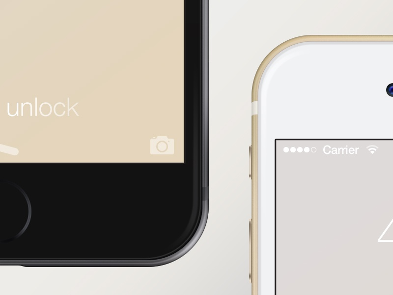 Realistic iPhone 6 mock-up (PSD) iphone 6 psd mockup mock-up vector apple