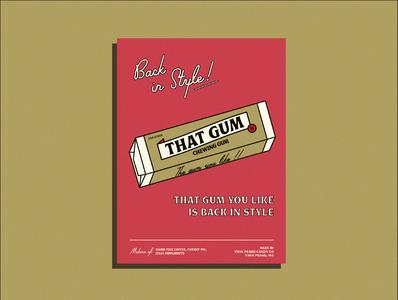 """Twin Peaks: """"That gum you like..."""""""