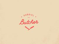 Gabe the Butcher Logo