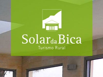 Solar Da Bica Homepage tourism green rural website homepage