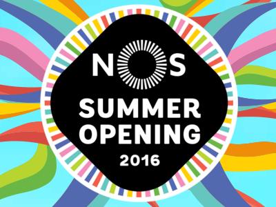 Music Festival Nos Summer Opening rwd festival music