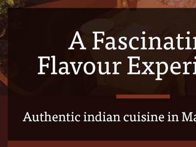 Restaurant Taj Mahal Discount Cards illustrator photoshop red restaurant design graphic