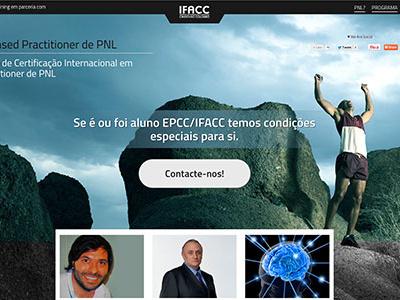 Licensed Practitioner de PNL rwd responsive background website site training course