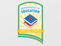 Department of Education Badge