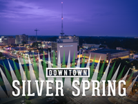 Downtown Silver Spring Snapchat Filter