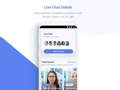 Live Chat Doctor