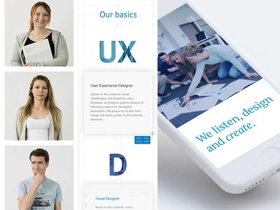 Objectivity Designers Team - mobile