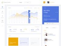 Finance dashboard x2