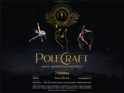 PoleCraft Event Poster