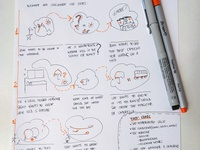 use cases and user needs sketches