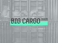 Big Cargo Records Logo Design