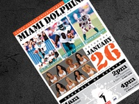 Miami Dolphins - Armed Forces Entertainment