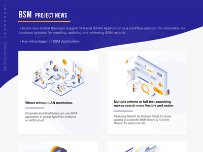 Material design website_2