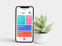 Online Course Mobile Mini-program UI