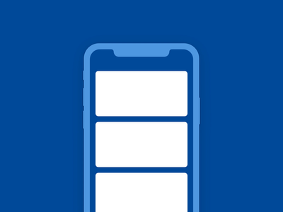 Pull-to-refresh animation concept sketch principleapp principle motion design motion load rotation circle app design app card refresh pull to refresh pull loading animation loading loader design animation blue