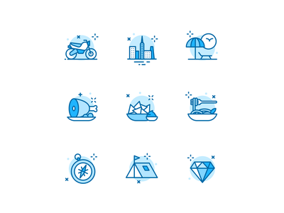 ENGIE Icons blue outline icon outline icon set icons userinterfacedesign uidesign userinterface sketch icon