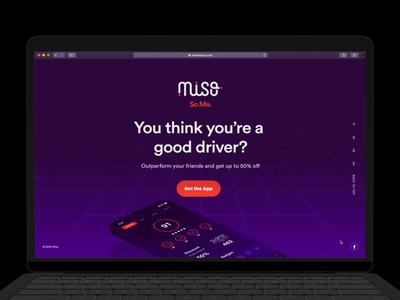 Miso ux ui web design insurance