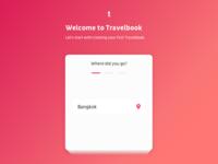 Create a Travelbook