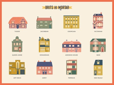 Brits and Mortar - All houses
