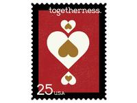 Hygge Serif Stamp Set - Togetherness