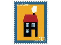Hygge Serif Stamp Set - Shelter