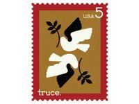 Hygge Serif Stamp Set - Truce