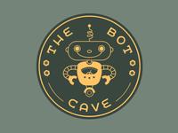 The Bot Cave Logo Design