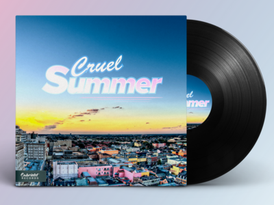 Cruel Summer - Remix Cover Artwork