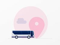 First Bus Illustration
