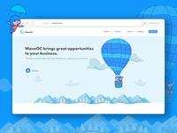 Corporate Website Design for Salesforce Development Company
