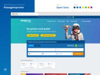 Passagenspromo Desktop UI