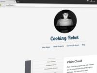 Redesigning CookingRobot