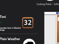 Cooking Robot Website