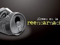 Campaña de reciclaje Funadación D'Gallia
