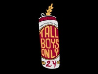 Tall Boys Only