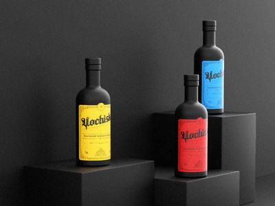 Vochisky Whisky Concept octane minimalist minimalism minimal graphic design designer design cinema4d artist art direction art 3d