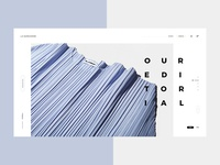 La garconne website redesign case study