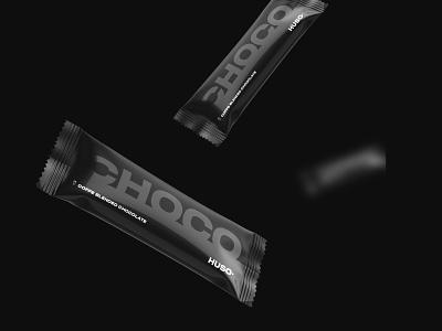Huso Coffee Choco clean abstract art minimal branding design product packaging design marketing logo illustration identity design graphic design digital art design art designs bright branding