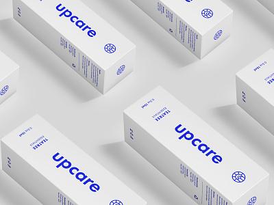 Upcare | HealthCare packaging packagingdesign productdesign product minimal design art
