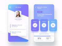 Attendance concept app