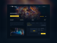 Movie Landing Page