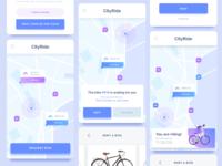 UI - Bike app