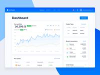 CoinTracker Dashboard transactions portfolio chart performance ethereum bitcoin cointracker dashboard