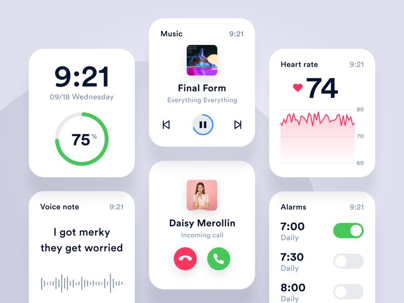 Amazfit GTS light theme smartwatch light theme amazfit apple watch music heart rate alert battery