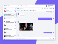 Packchat Web